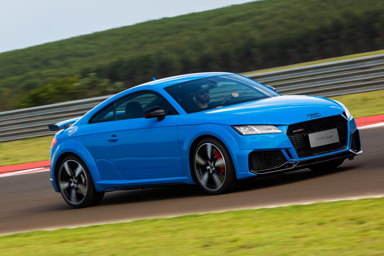 Audi Traz Novos Tt Rs Rs4 Rs5 Sportback E Promete Esportivo Eletrico Quatro Rodas