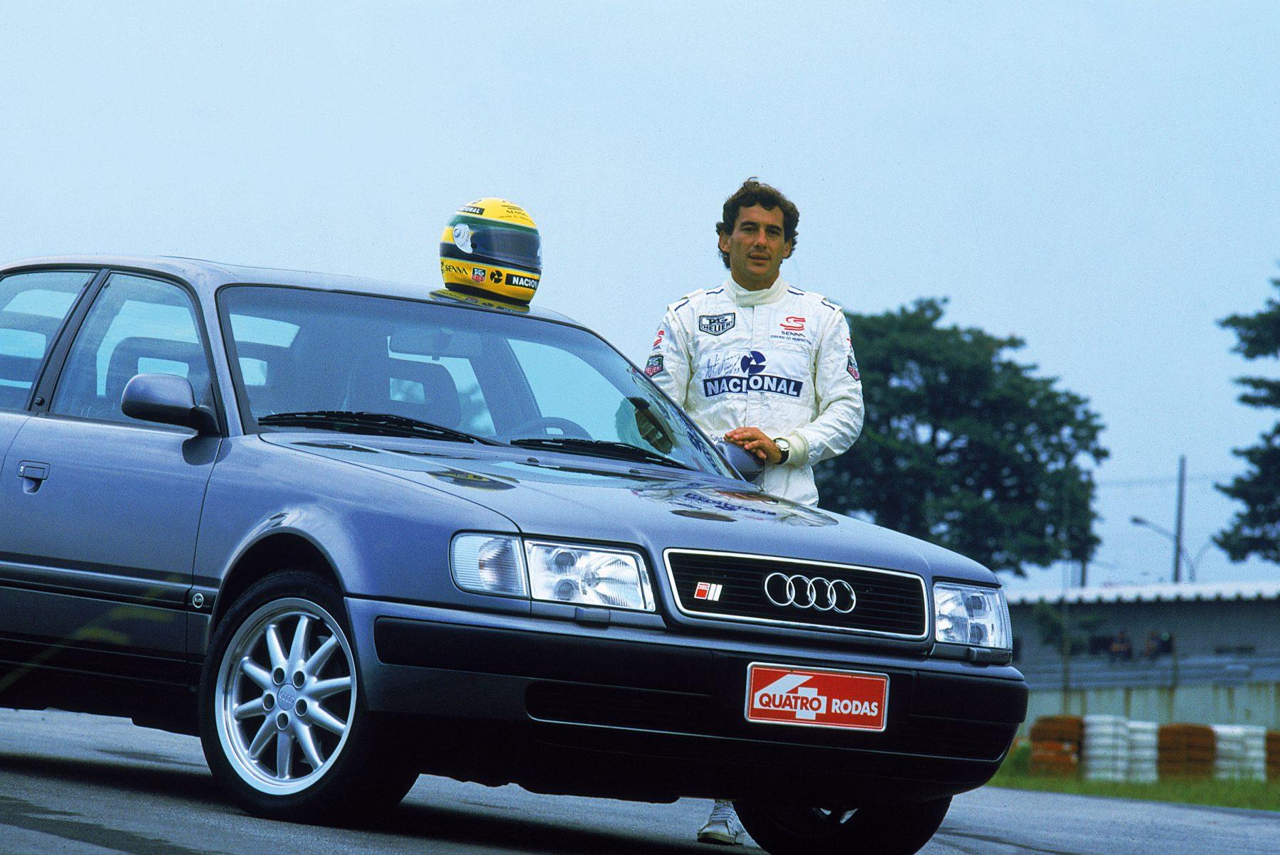 Audi S4 - Senna