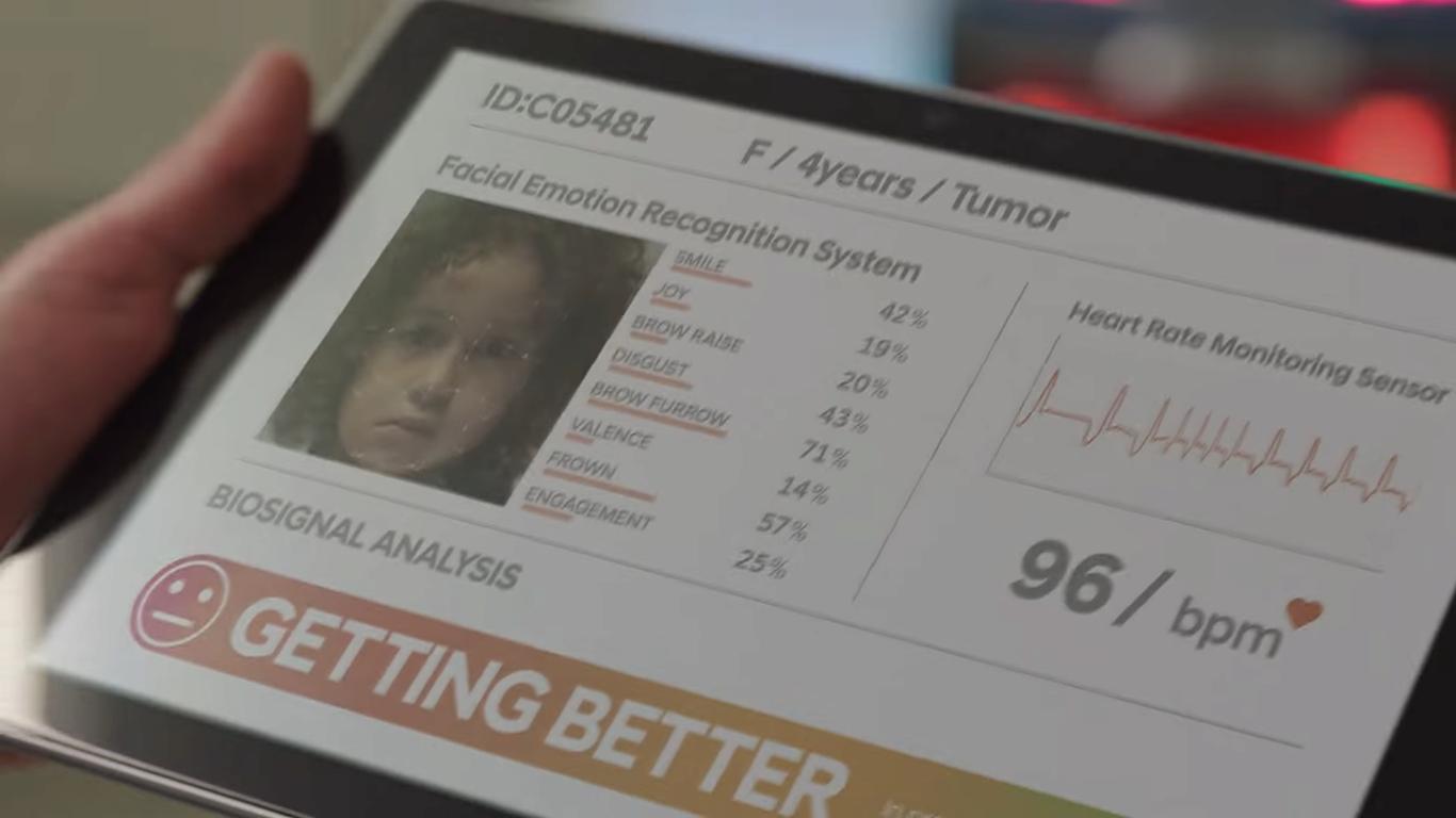 Informações captadas pelo EAVC vão para a ficha dos pacientes