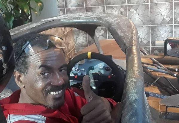 Carro de F1 Artesanal Campos dos Goytacazes