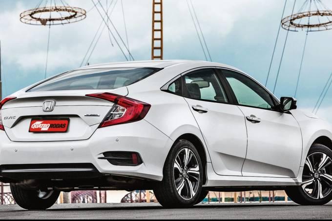 Honda Civic – Correio técnico 740
