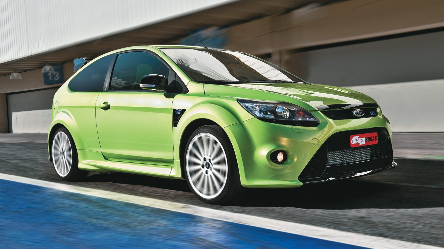 Ford Focus RS 2011