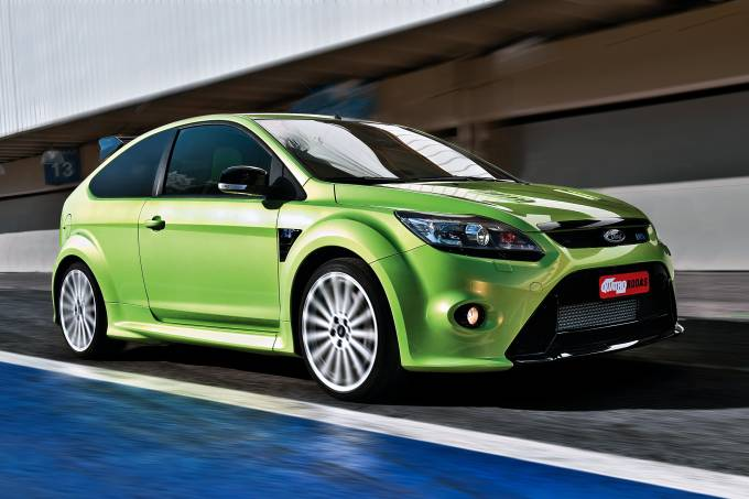 IMPRESSOES FORD FOCUS RS