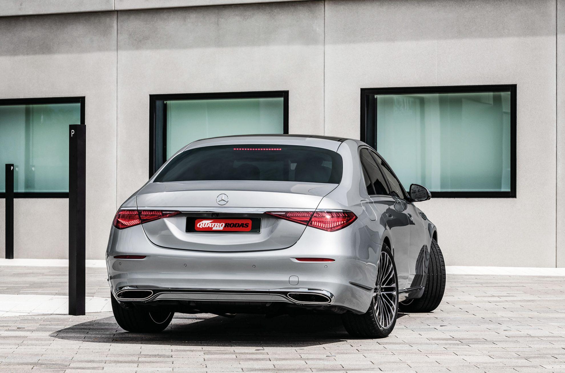 Mercedes-Benz S-Klasse, 2020, Outdoor, Standaufnahme, Exterieur: Hightechsilber // Mercedes-Benz S-Class, 2020, outdoor, still shot, exterior: hightech silver