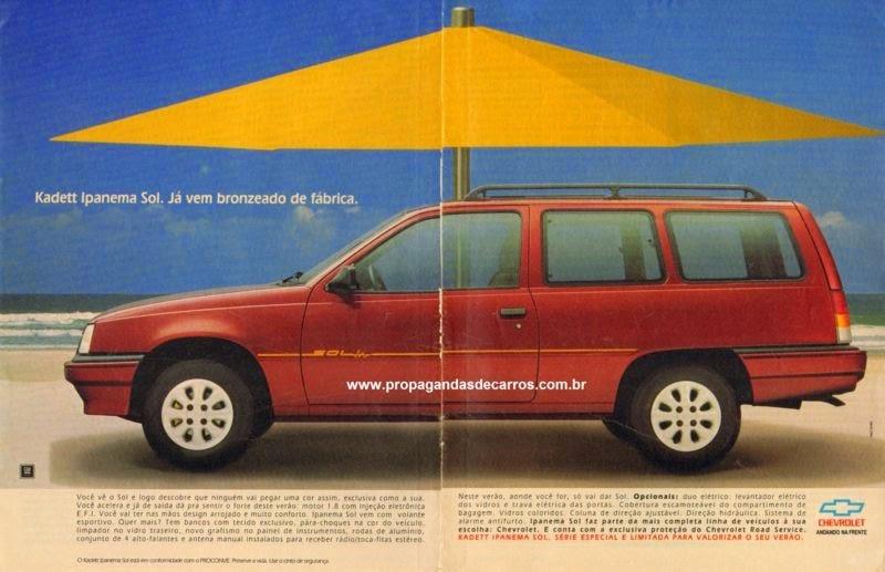 Chevrolet Ipanema Sol
