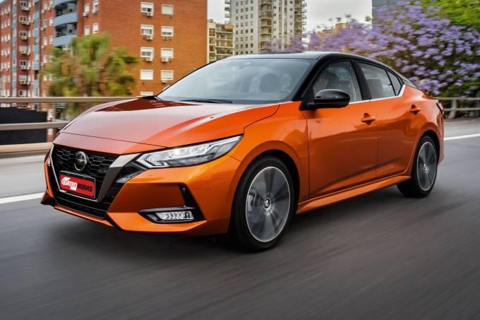 Nissan Sentra 2021 nova geração (2)