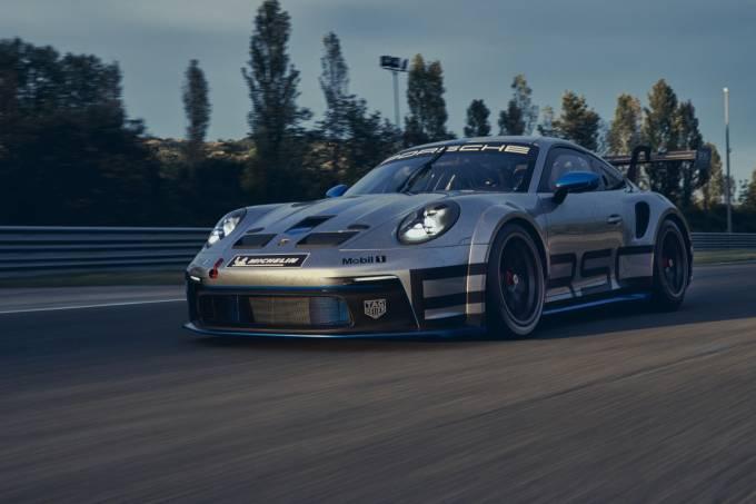 Porsche Capa