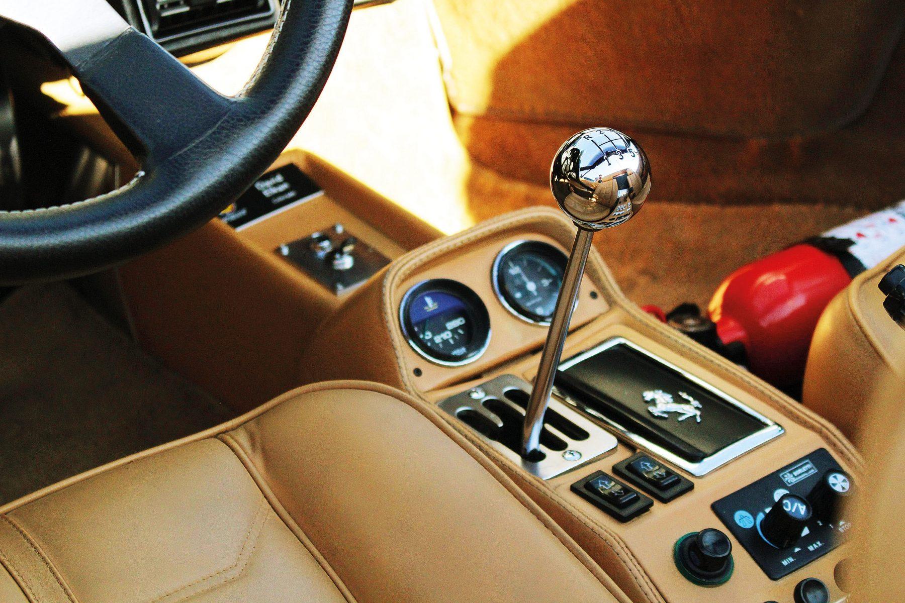Gated Manual Shifter Top Ten 740