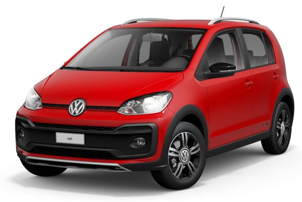 Volkswagen Up Xtreme 2021