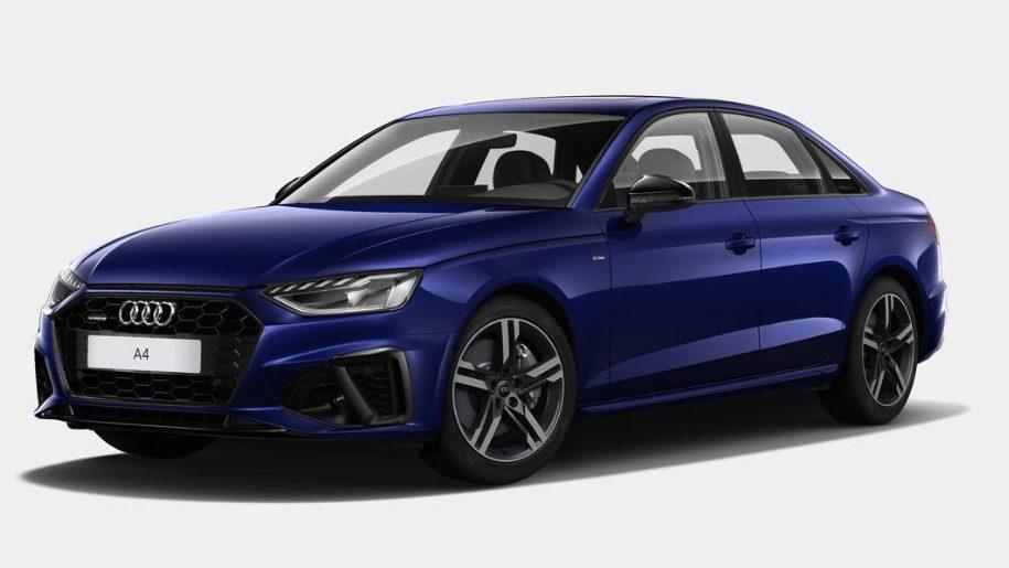 Audi A4 Performance Black Quattro