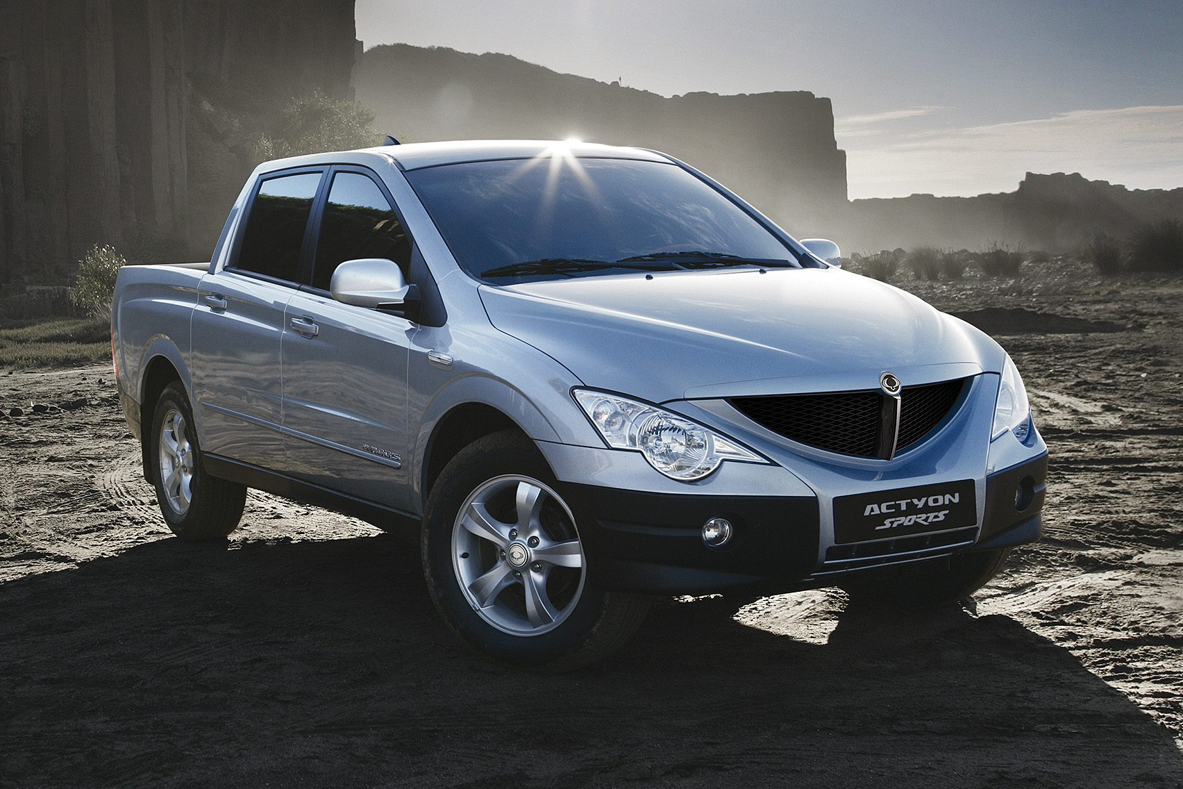 SsangYong Actions Sports