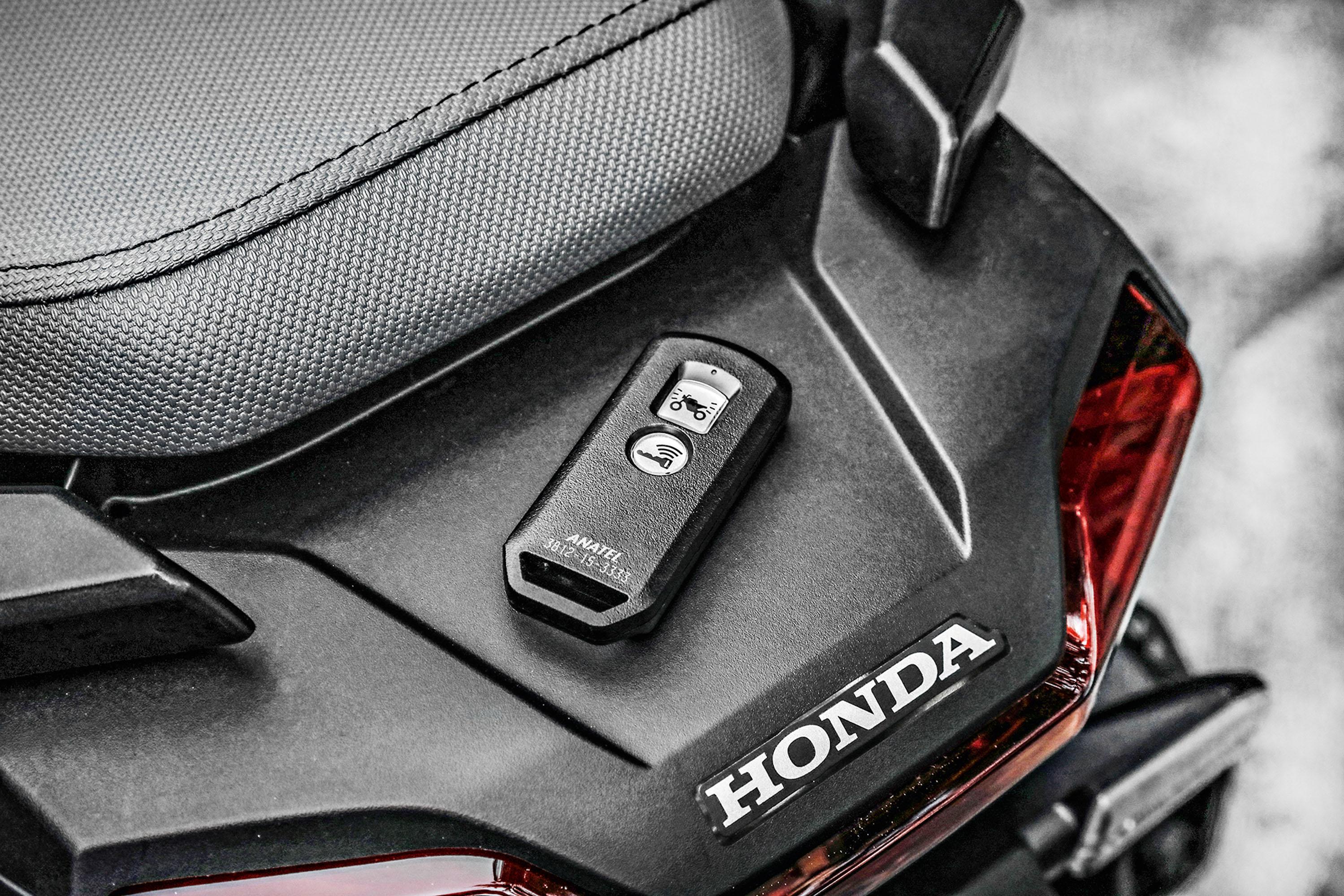 Chave presencial Honda ADV