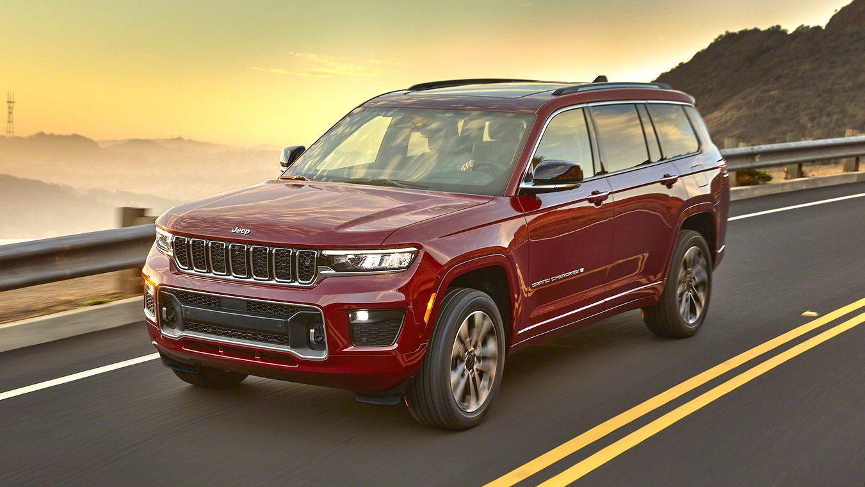 Nova Geracao Do Jeep Grand Cherokee Tem Ate Baba Eletronica Embarcada Quatro Rodas