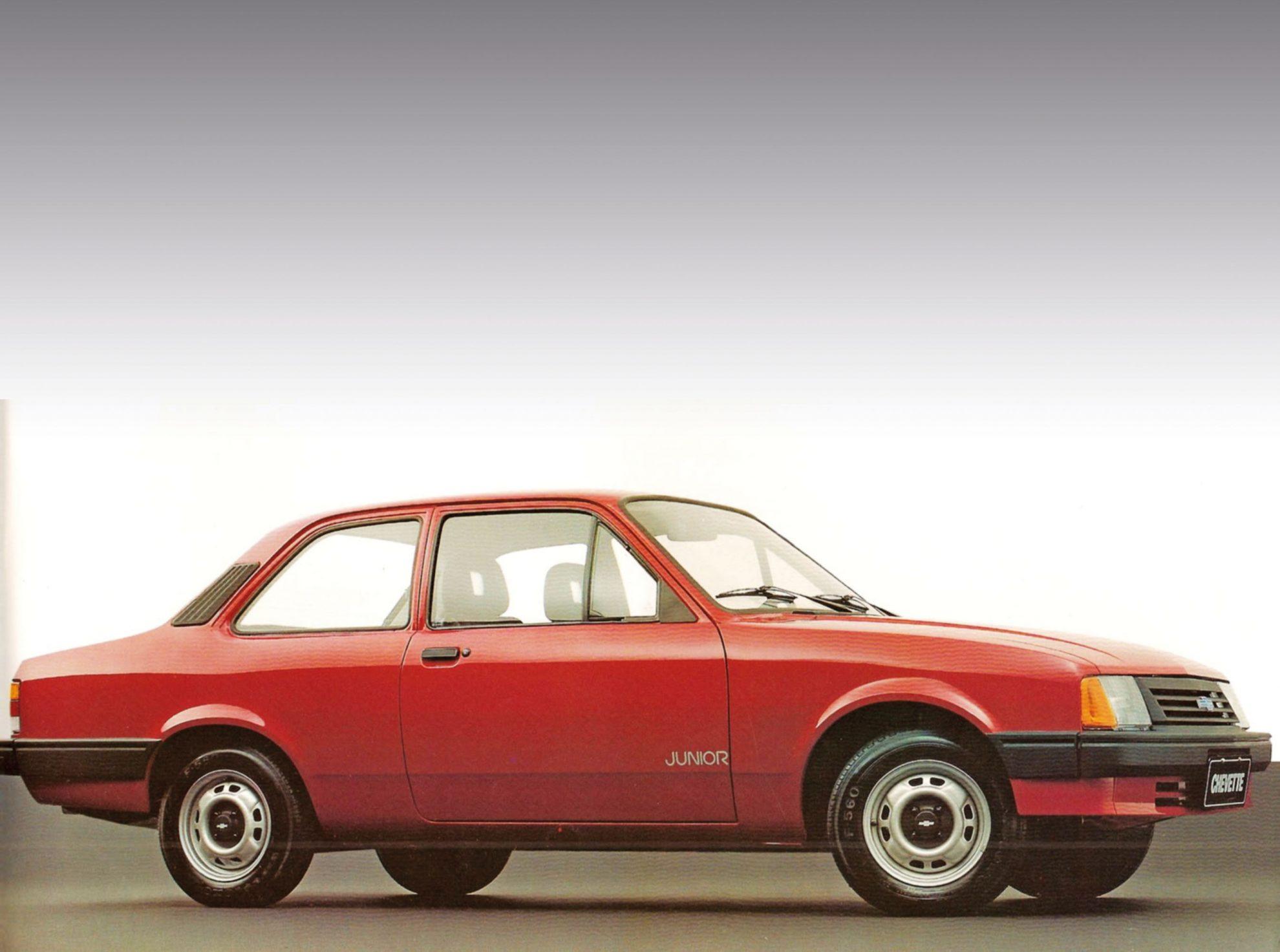 Chevette 1.0 Júnior