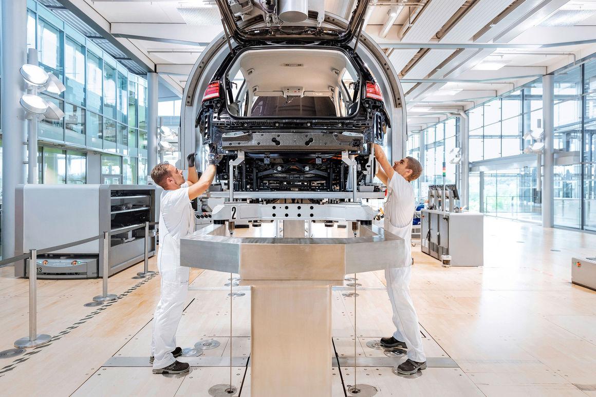 Fábrica - Volkswagen