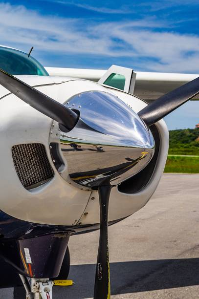 O motor PT6A, da Pratt & Whitney, é um dos turboélices mais fabricados de toda a história. O sucesso vem de sua confiabilidade: são necessárias, em média, 334 mil horas de voo para ocorrer uma mísera falha.