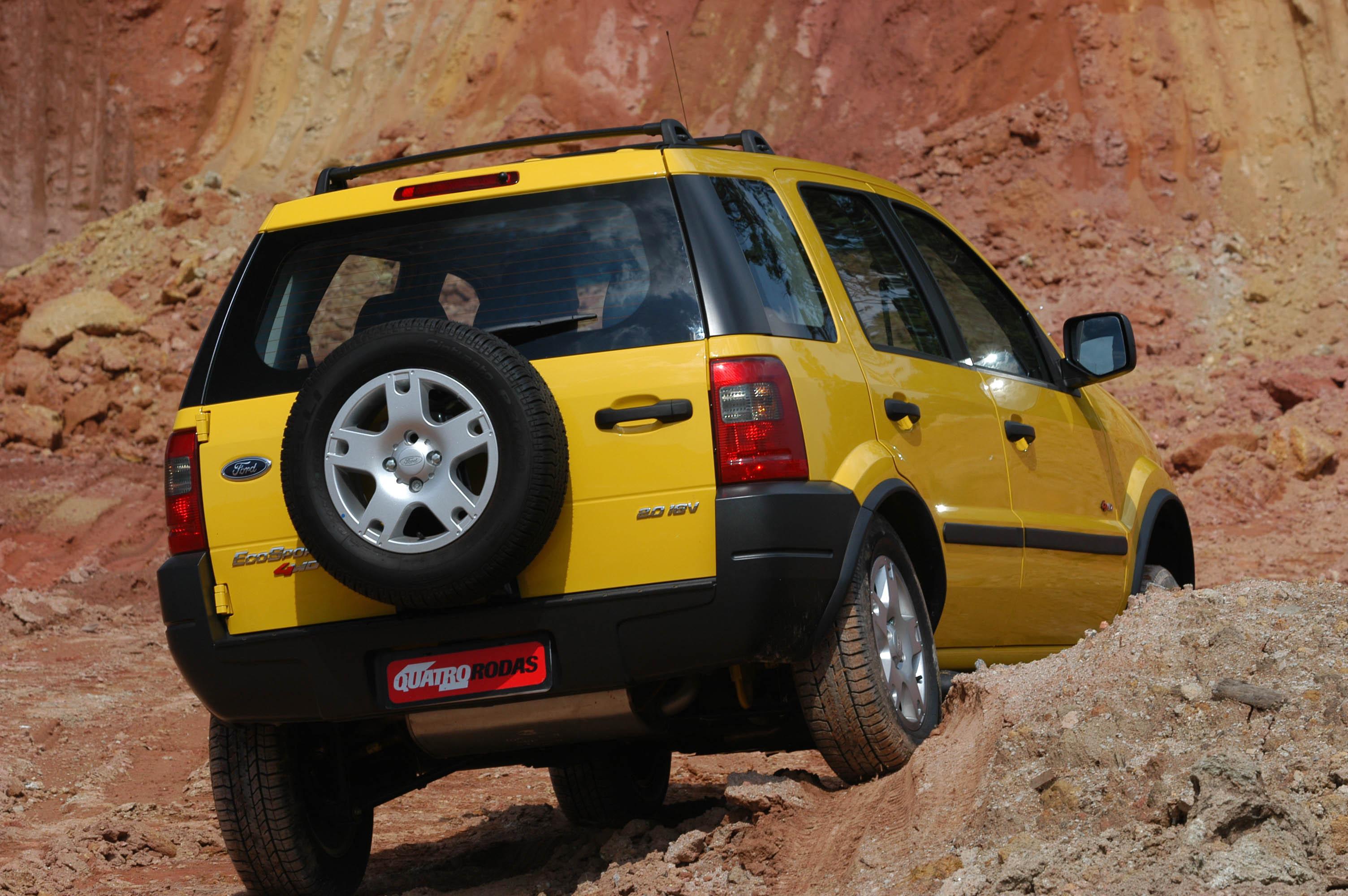 EcoSport 4WD,