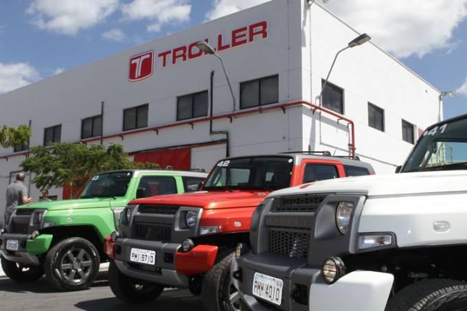 Troller Plant Reinauguration
