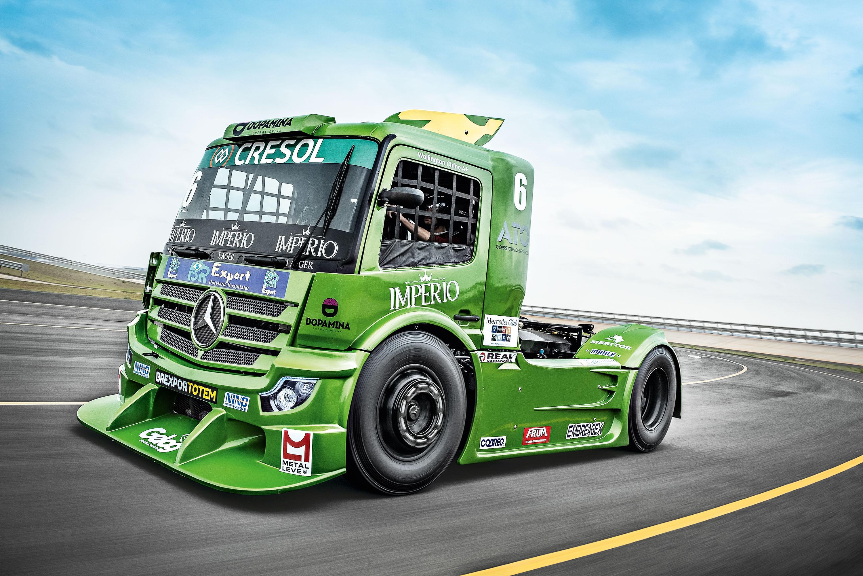 Caminhão Copa Truck