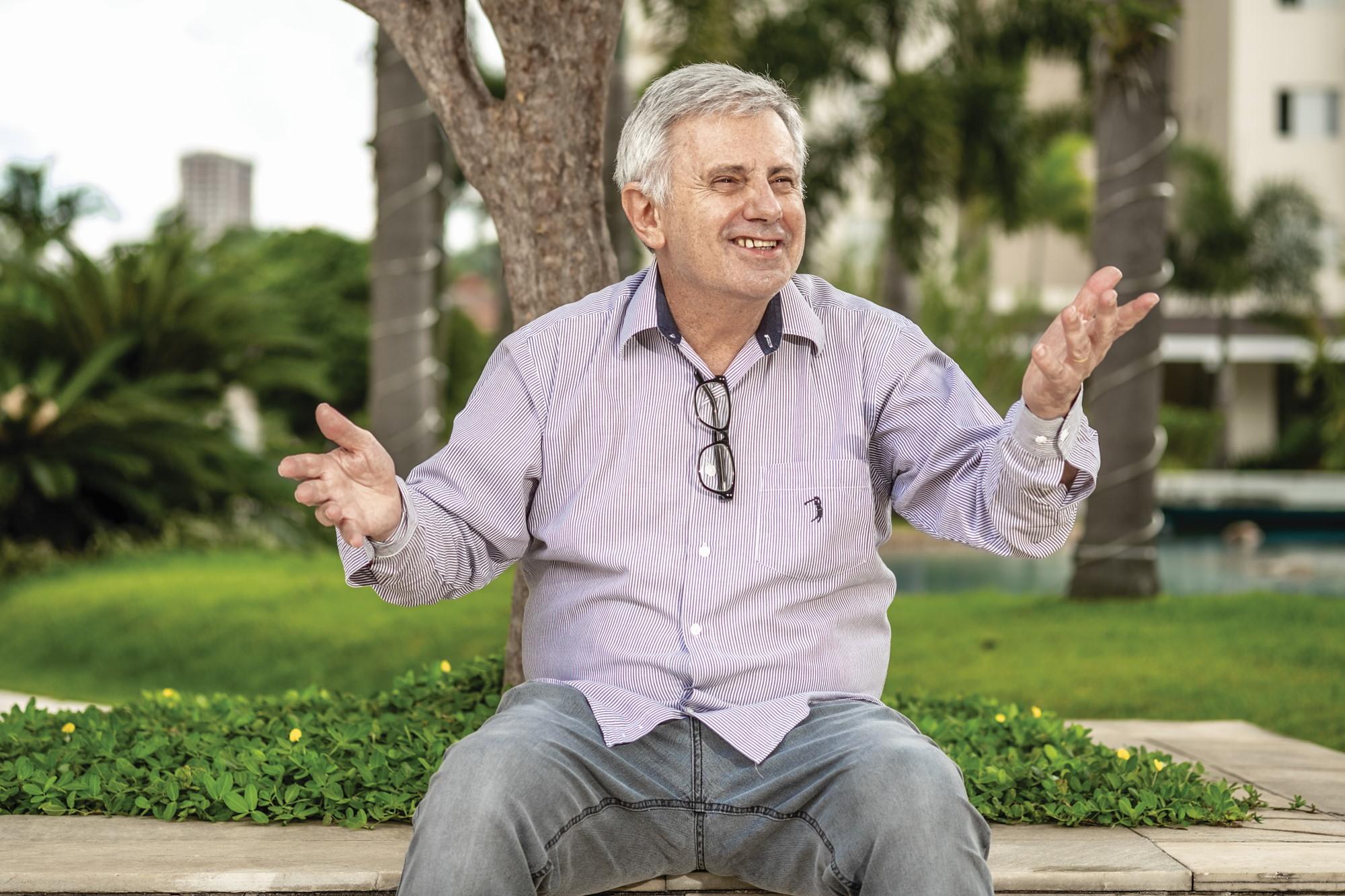 Charles Marzanasco, colunista da Quatro Rodas