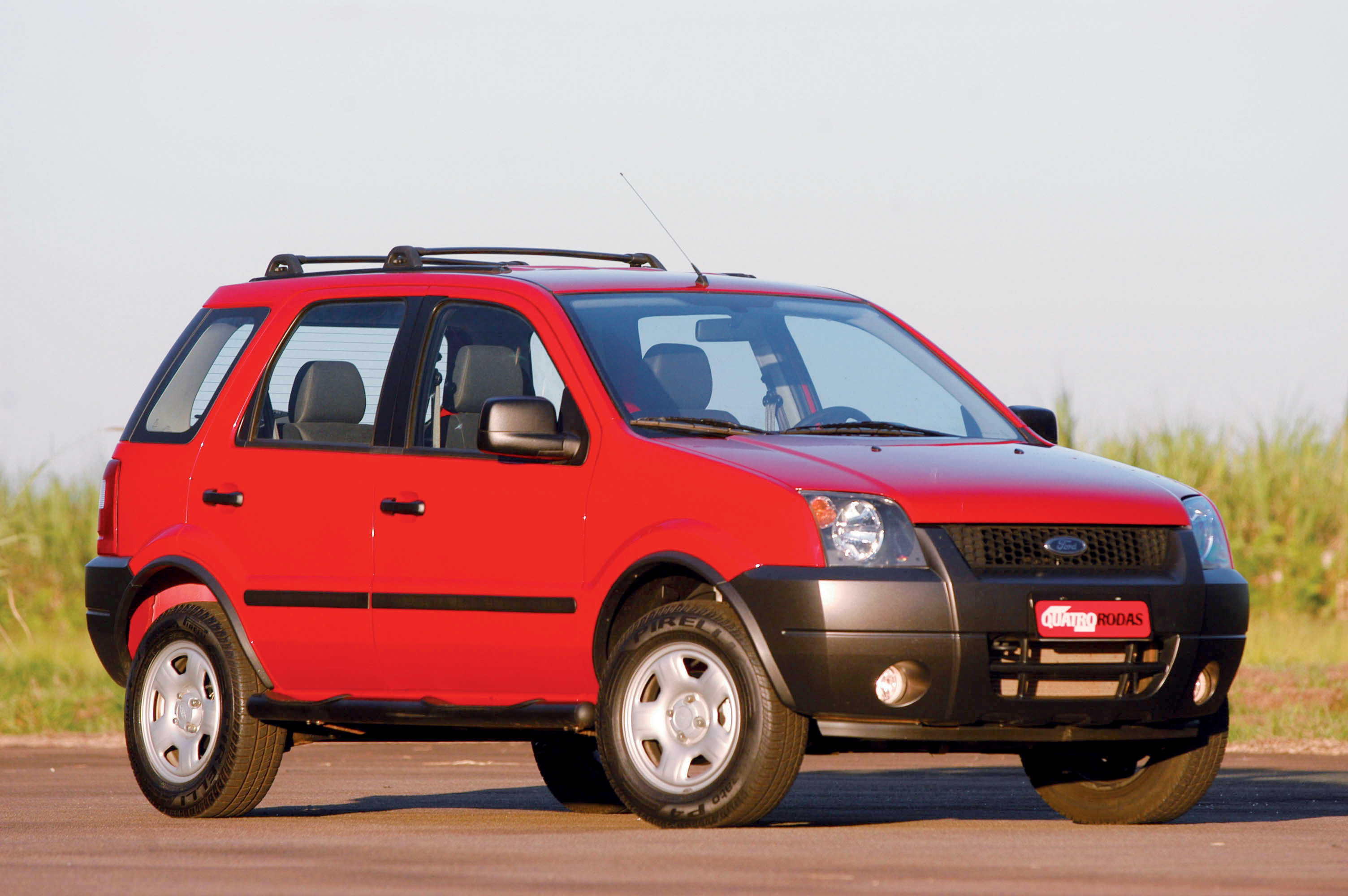 Ford Ecosport, modelo 2006.