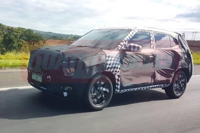 Hyundai Creta 2022 flagra (6)