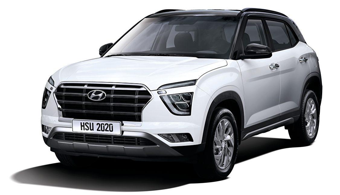 Hyundai Creta 2022 frente