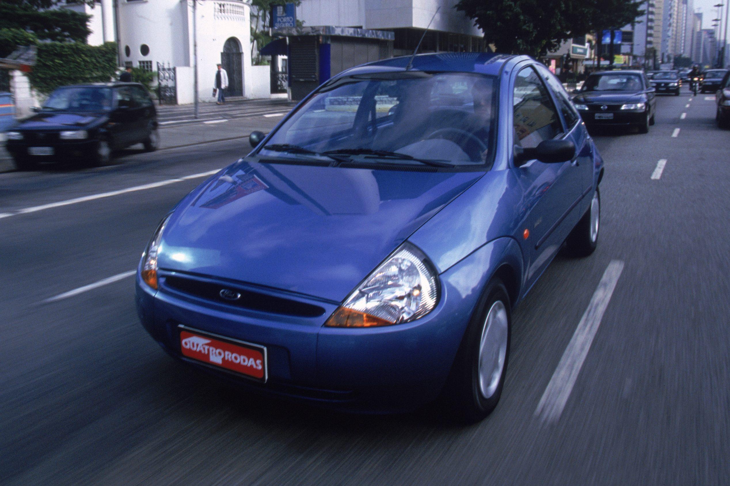 Ka 1.0 Image, modelo 2000