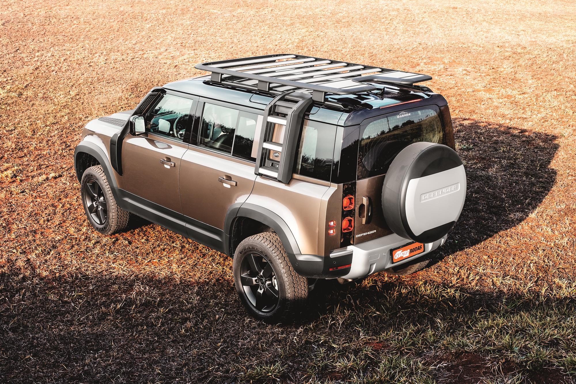 Land Rover Defender HSE 2021 traseira