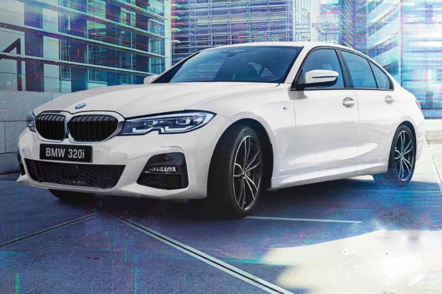 BMW 320i 2021 FRENTE