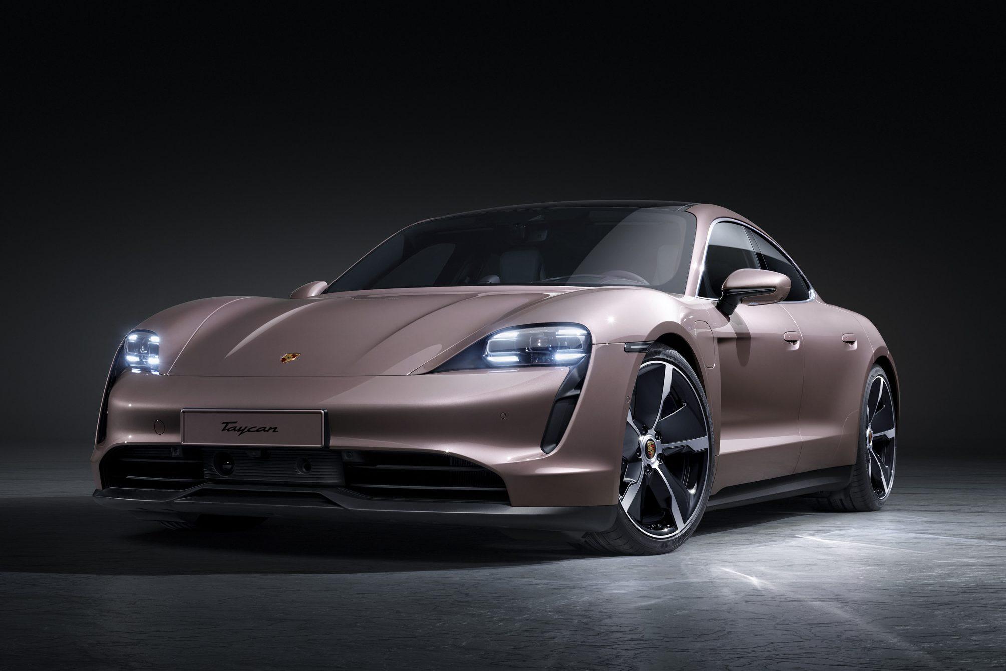 Porsche Taycan Basico Chega Ao Brasil Com Ate 380 Cv E Tracao Traseira Quatro Rodas