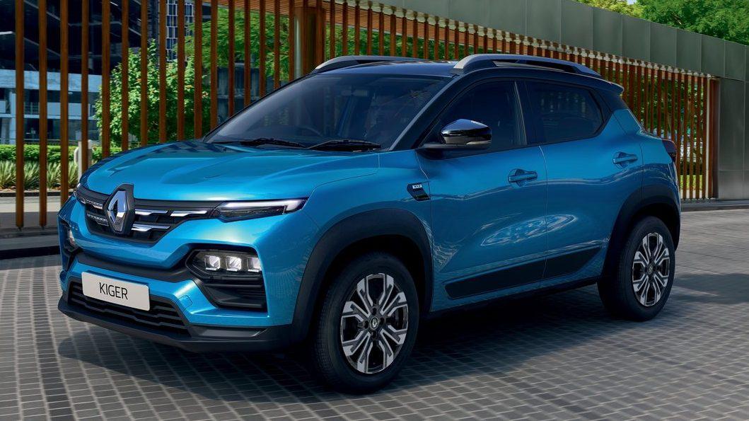 Novo SUV subcompacto da Renault