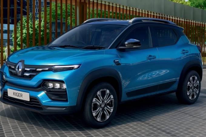 Renault Kiger 2022 Índia