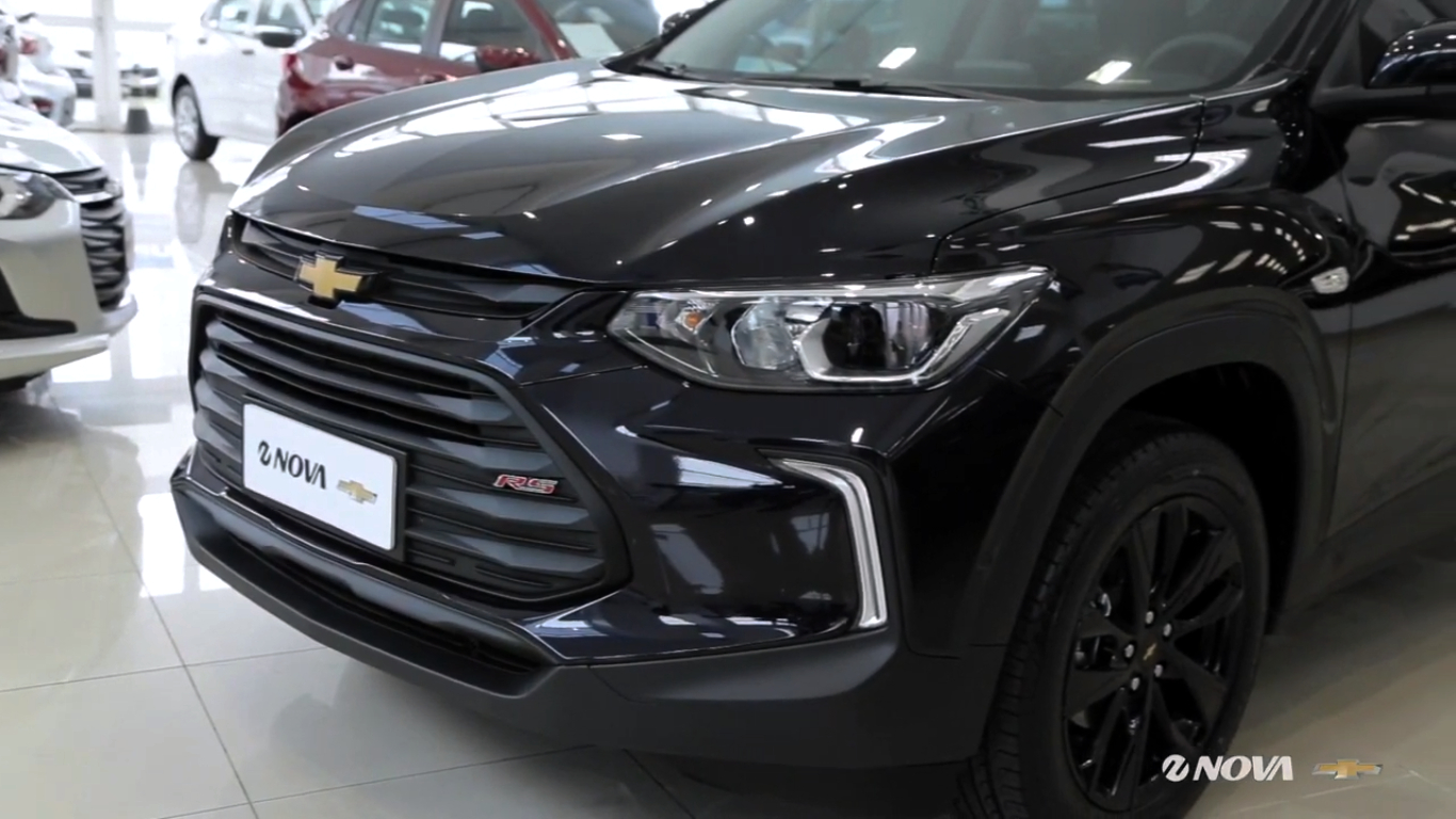 Tracker RS independente frontal