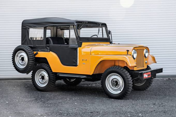 WILLYS JEEP UNIVERSAL FORD JEEP (4)