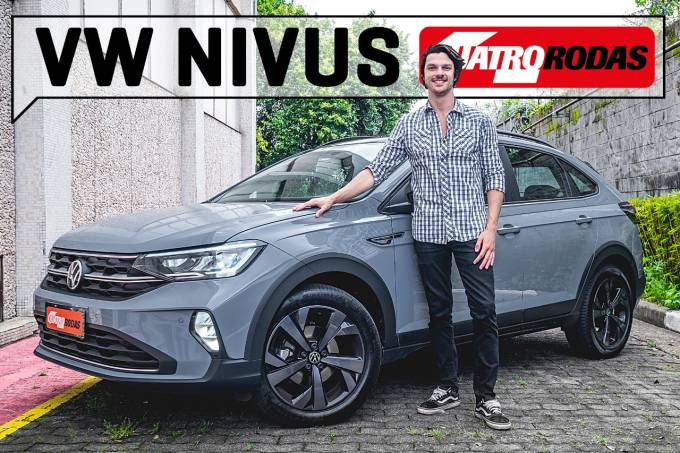 Capa vídeo VW Nivus