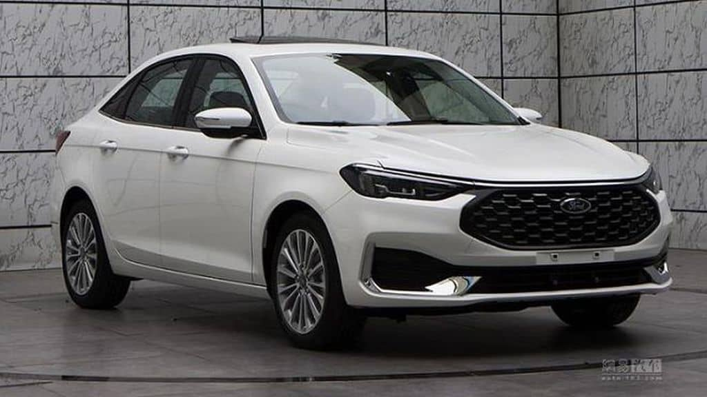 Ford Escort 2022