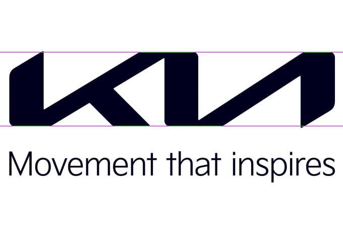 Novo logotipo da Kia