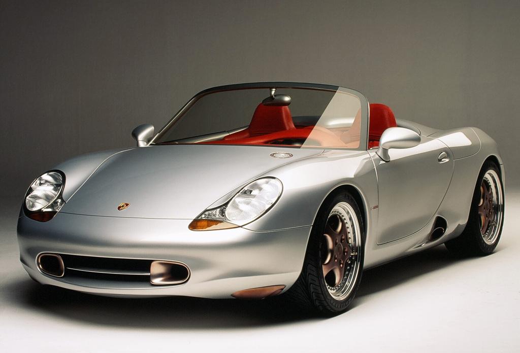 Primeiro Porsche Boxster 1993