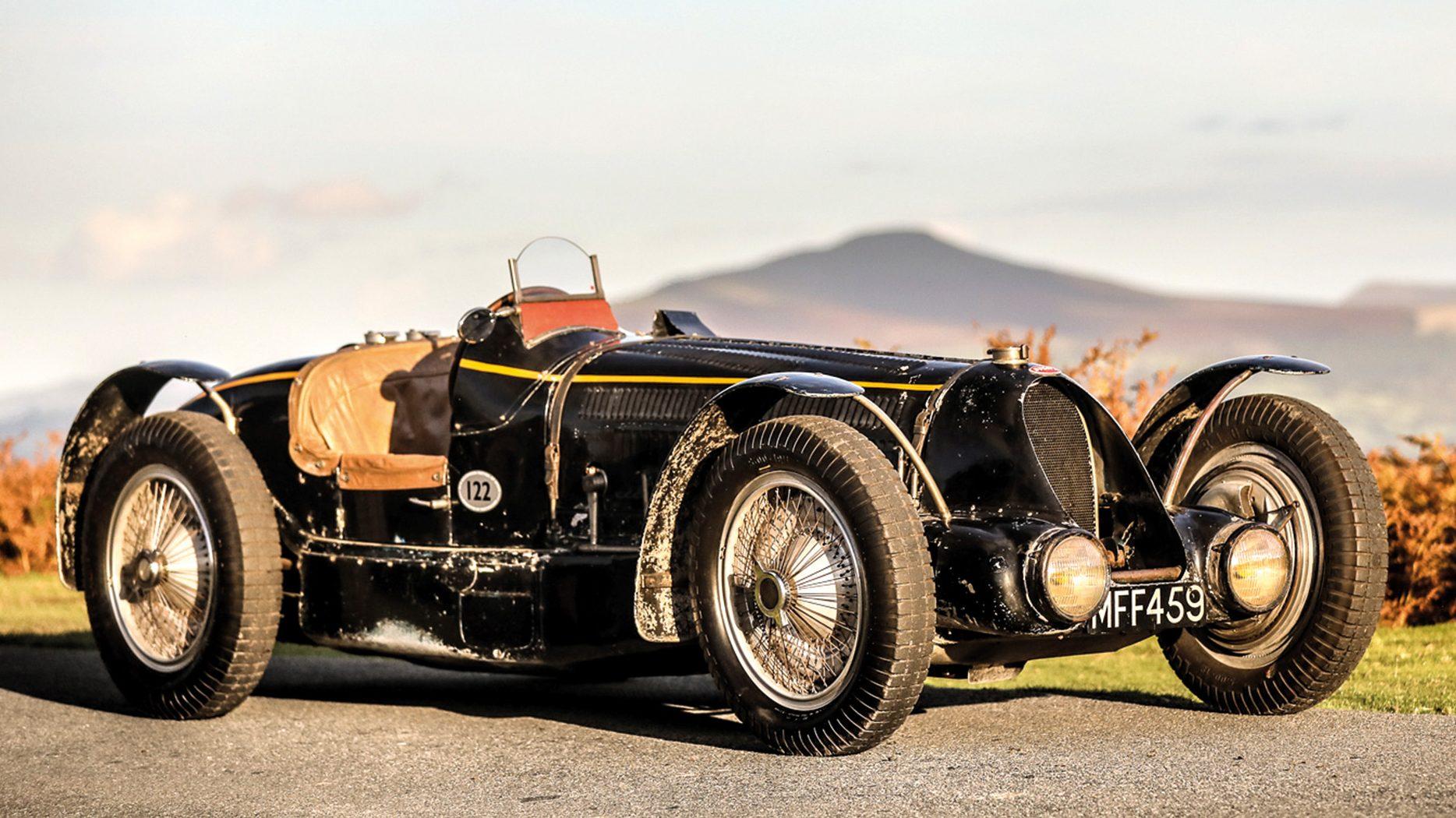 Bugatti Type 59 Sports 1934.