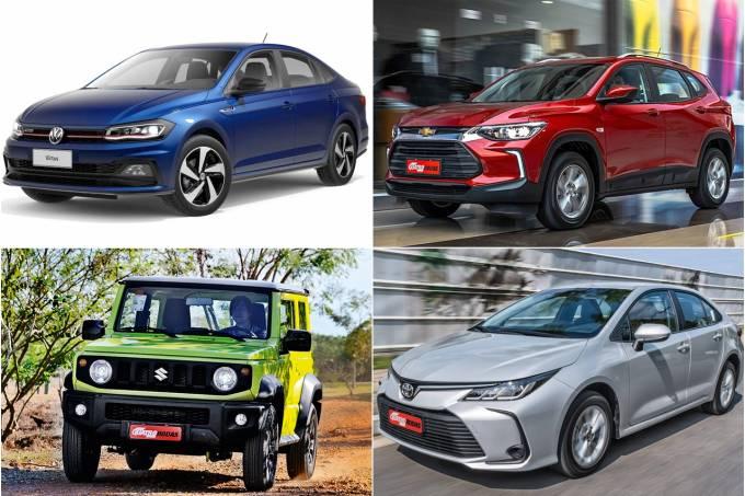 10 carros que passaram dos R$ 120 (1)