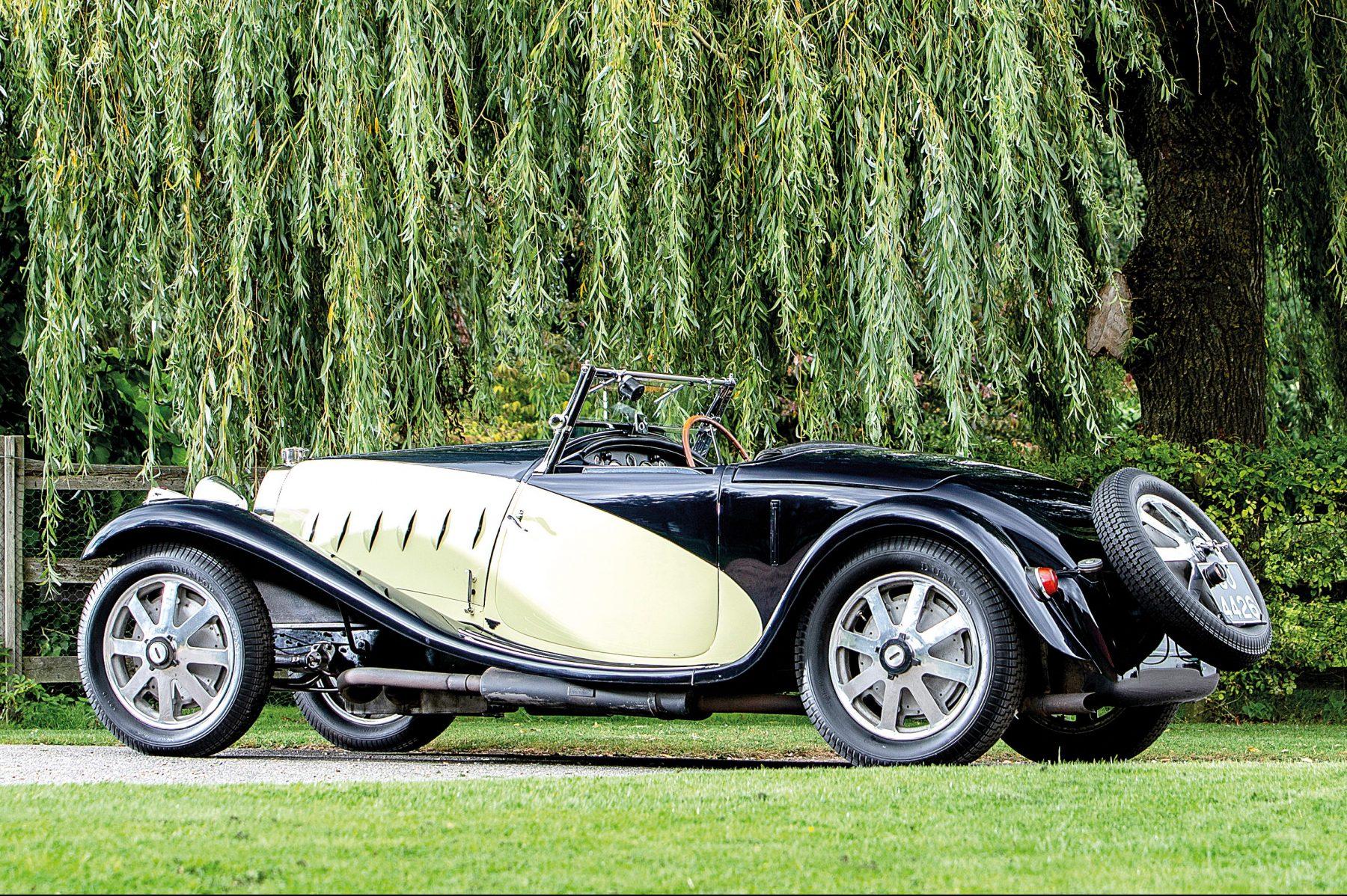 Type 55 Super Sport 1931 Via 742 QUATRO RODAS