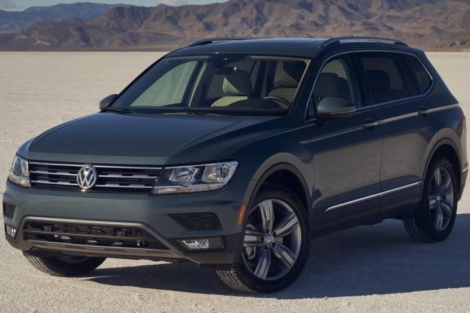 2021 Volkswagen Tiguan estados unidos
