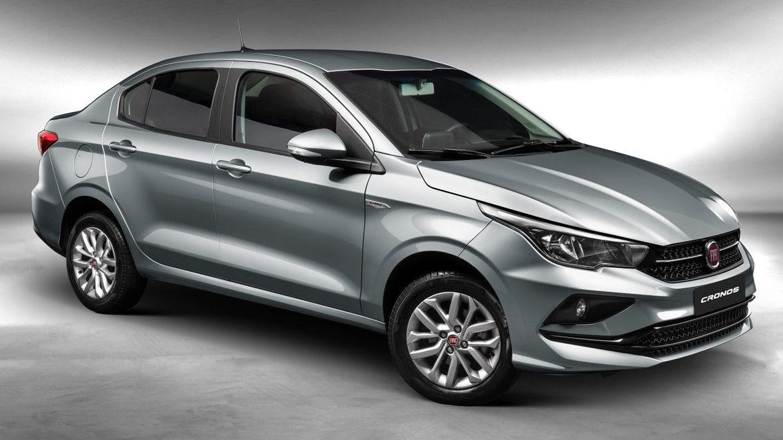 Novo Fiat Cronos Drive 2021