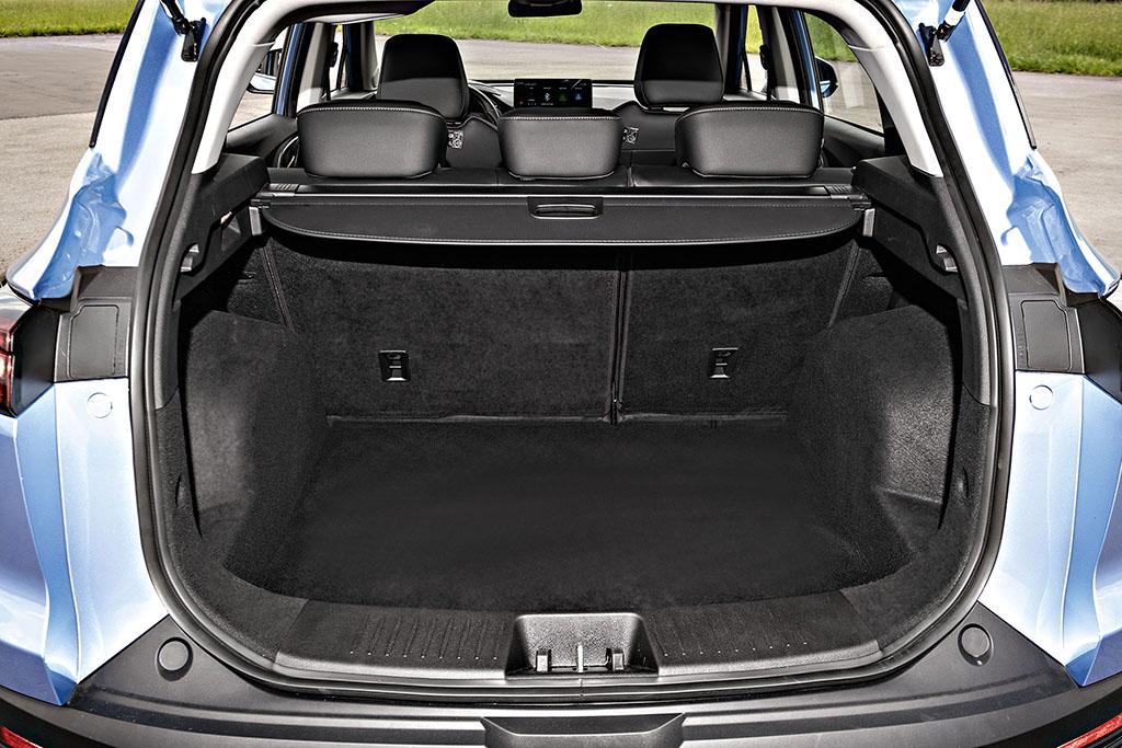 Porta-malas do SUV JAC T60 Plus