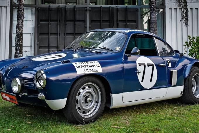 Karmann-Ghia Dacon 1966