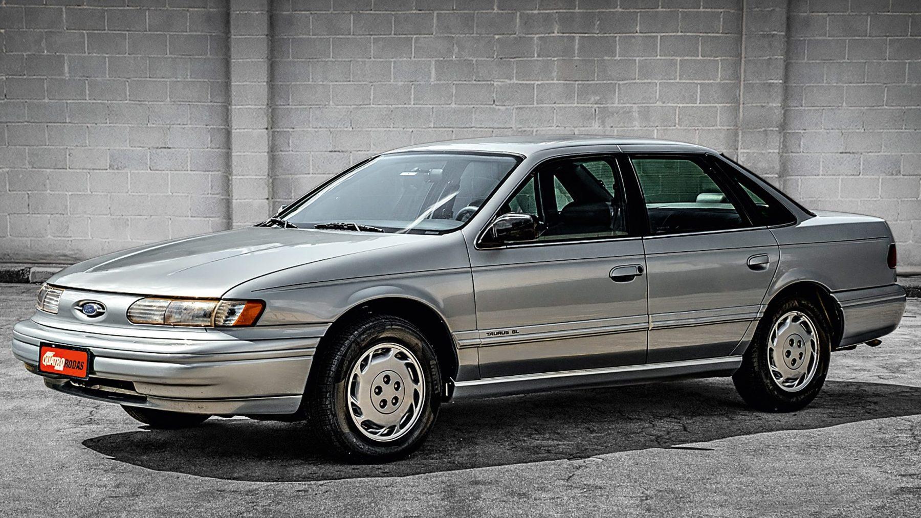 Ford Taurus GL 1994 QUATRO RODAS