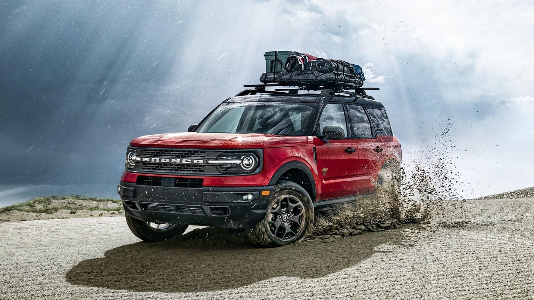 Ford Bronco Badlands 2.0 turbo AT 2022 (1)