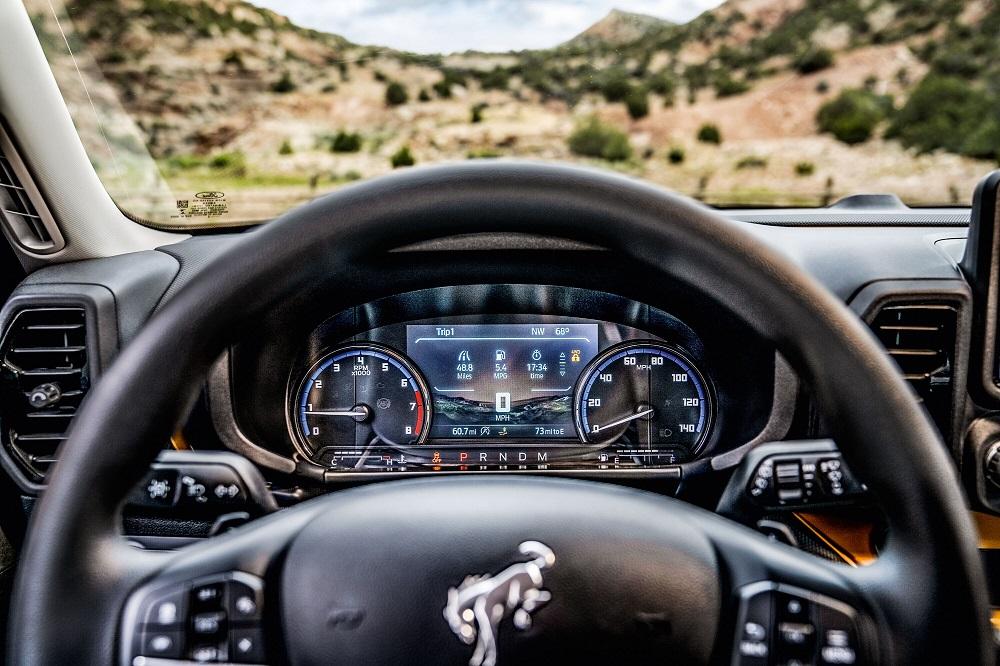 Ford Bronco Sport 2.0 Badlands