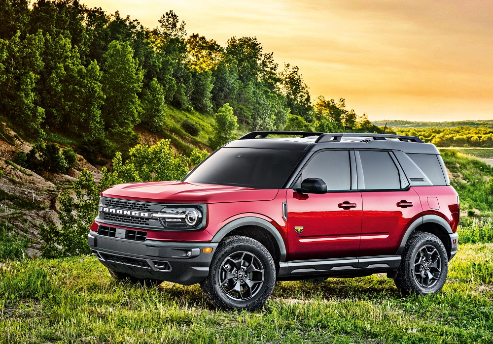 2021 Bronco Sport Exterior